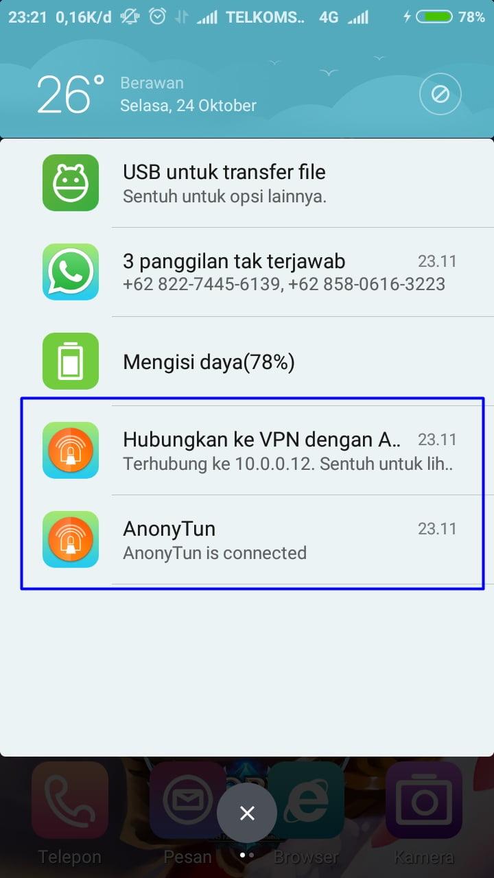setting anonytun youthmax 3 - KuotaReguler.com