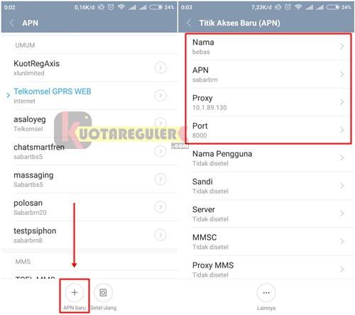 Cara Setting Apn Telkomsel 4g Lte Terbaru 2019 Tercepat