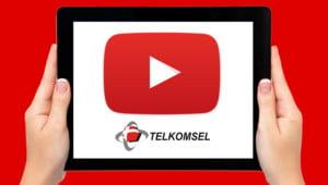 Cara Daftar Paket Streaming Youtube Telkomsel Murah Terbaru 2019