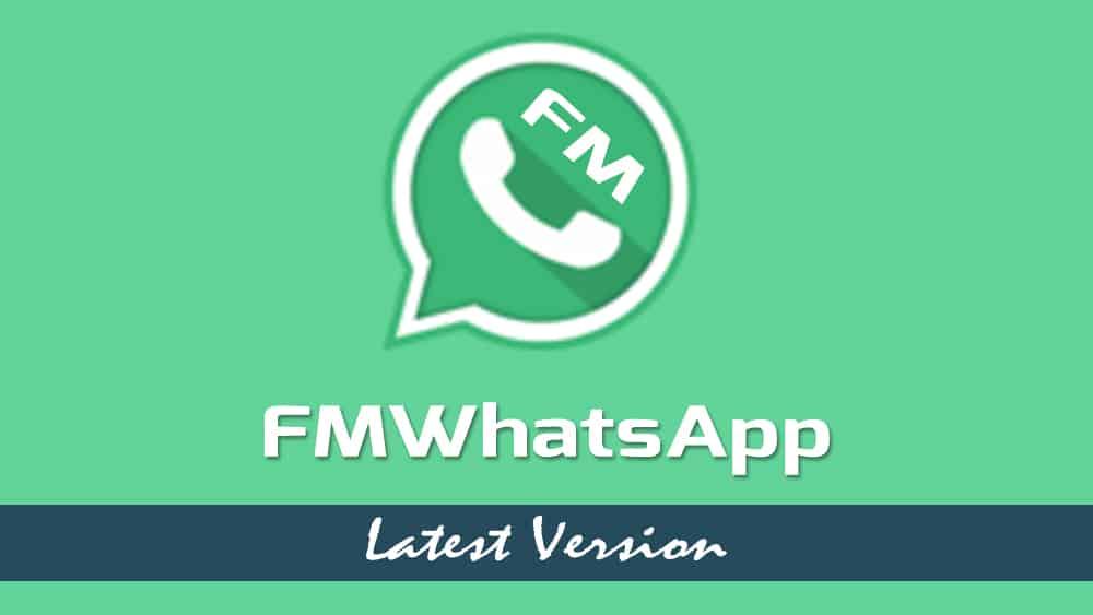 Download Fmwhatsapp Anti Banned V796 Apk Terbaru 2019