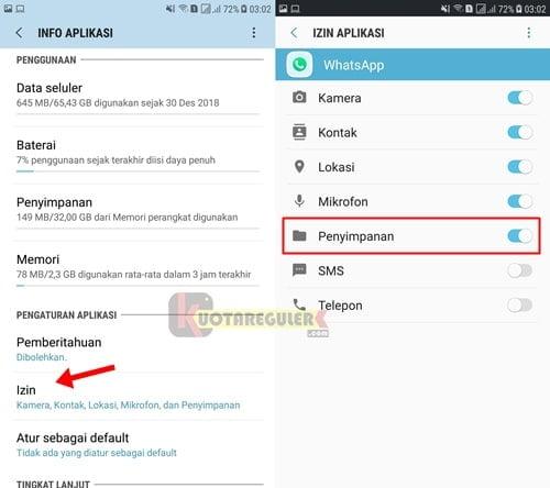 5 Cara Mengatasi Whatsapp Tidak Bisa Mengirim Dan Menerima Gambar