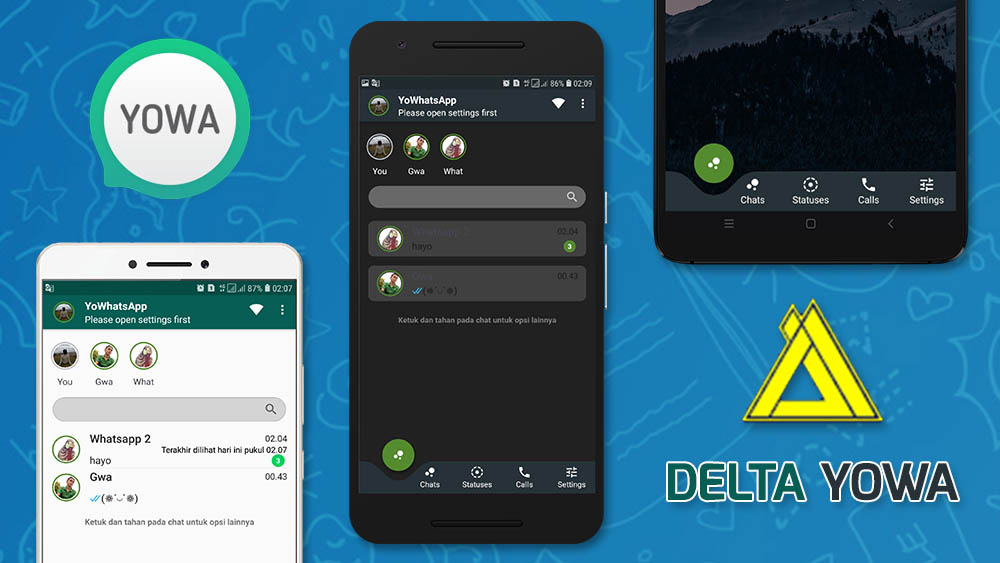 download yowhatsapp versi terbaru clone