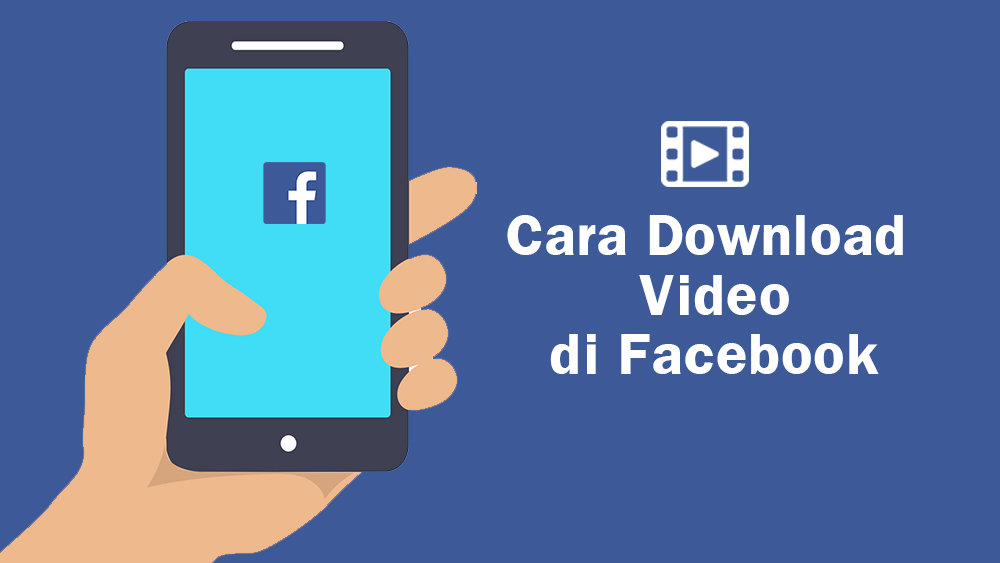 tutorial download video facebook android