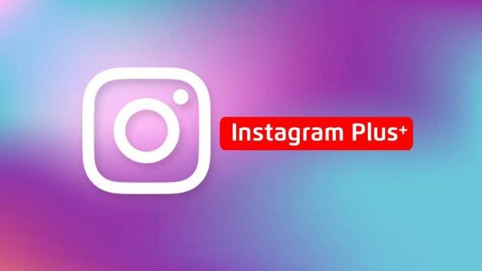 Instagram Plus Banner