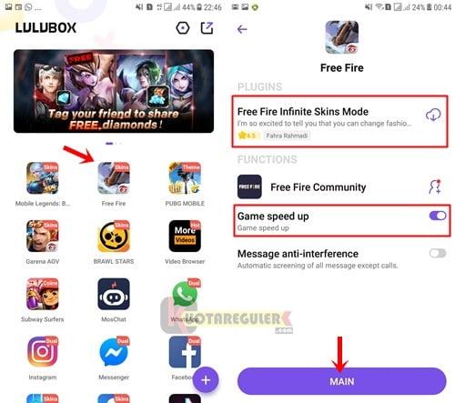 Download Lulubox APK MOD Game versi Terbaru 2019