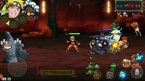 download games naruto moba