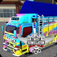 Koleksi MOD Truck Canter BUSSID