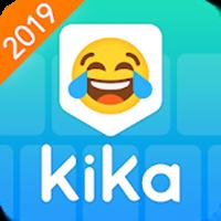 Kika Keyboard 2020 – Emoji, GIF