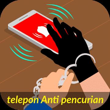 Jangan sentuh ponsel saya: Alarm Anti Pencurian